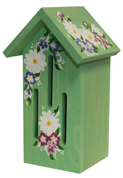 green-butterfly-house-with-daisies-and-pansies-400×580