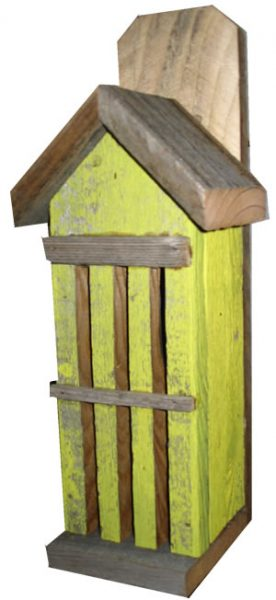yellow-rustic-butterfly-house